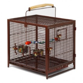 Poquito Avian Hotel Parrot Travel Cage