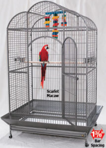 Silverado Dometop Cage for Large Macaw
