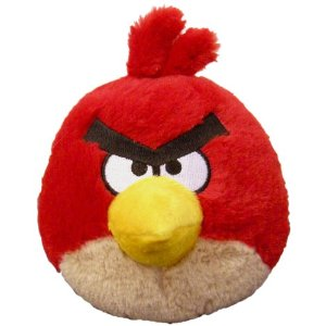 Angry Birds Plush Toy