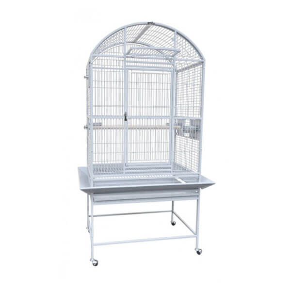 A dometop cage