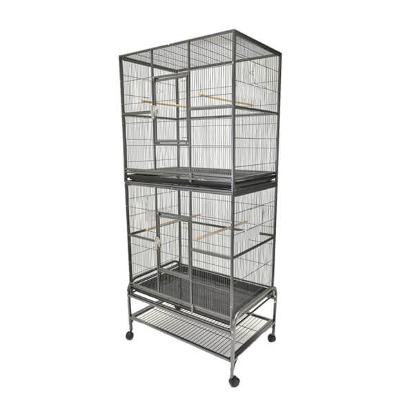 A double cage