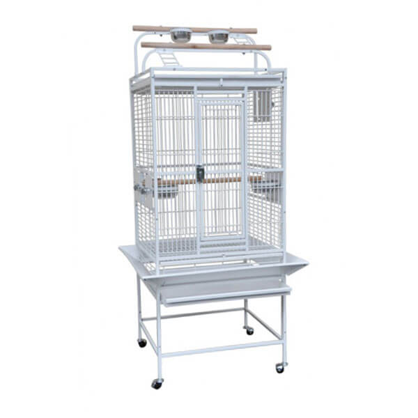 Playtop cage